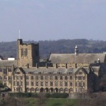 University from Bangor Mountain
