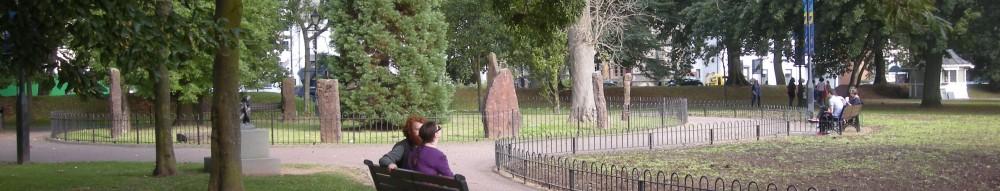 Gorsedd Gardens, Mulimodal Qualitative Research workshop